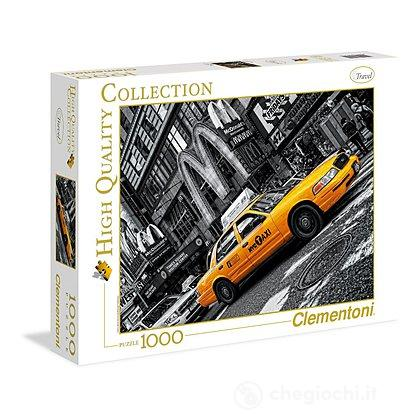 NY taxi 1000 pezzi High Quality Collection (39274)