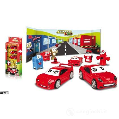 Auto Trio Pack Ferrari Kids (312760)