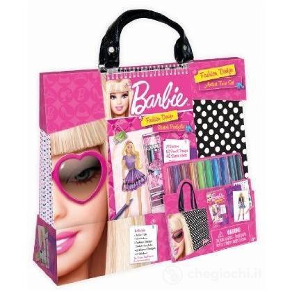 Fashion Angels Barbie Artist Tote Set (FA22276)