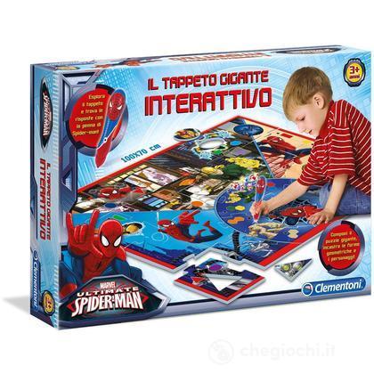 Tappeto Gigante Interattivo Ultimate Spider-Man (13276)