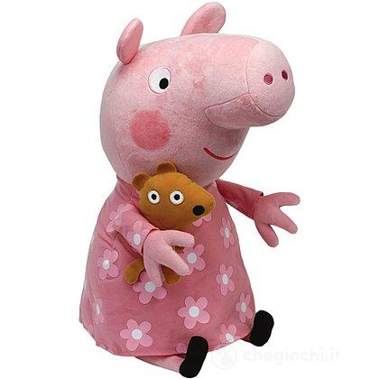Peppa notte 40 cm peluche ty peluches giocattoli - Peluches a 1 euro ...