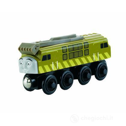 Veicolo Medium - Wooden Railway (Y4076)