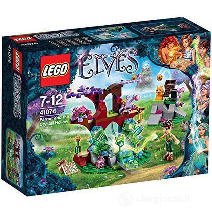 Farran e la cavità di cristallo - Lego Elves (41076)