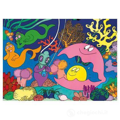 Barbapapà. Sul fondo del mare. 24 pezzi
