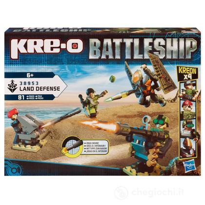 Kre-O Battle Ship Figure Pack