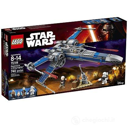 Resistance X-Wing Fighter Lego Star Wars (75149)