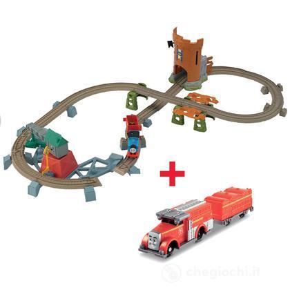 Thomas e La ricerca della Corona+veicolo grandi amici