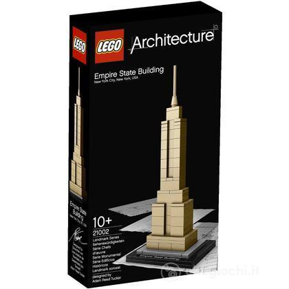 Empire State Building - Lego Architecture (21002)