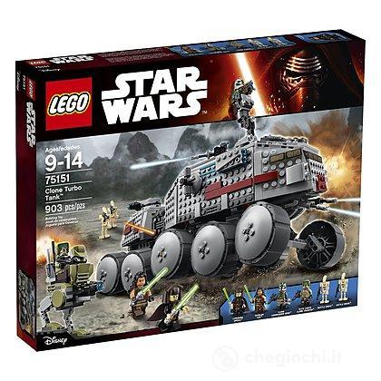 Clone Turbo Tank Lego Star Wars (75151)