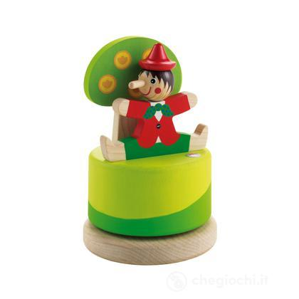 Pinocchio carillon ball