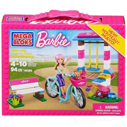 Barbie Barbie Parco divertimenti (80286U)
