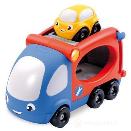 Vroom Planet Camion portauto + 1 mini bolide (7600211288)