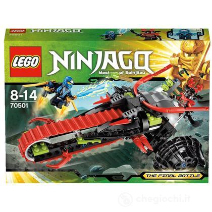 Moto guerriera - Lego Ninjago (70501)