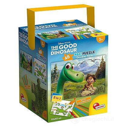 Puzzle In a Tub Maxi 48 Good Dinosaur