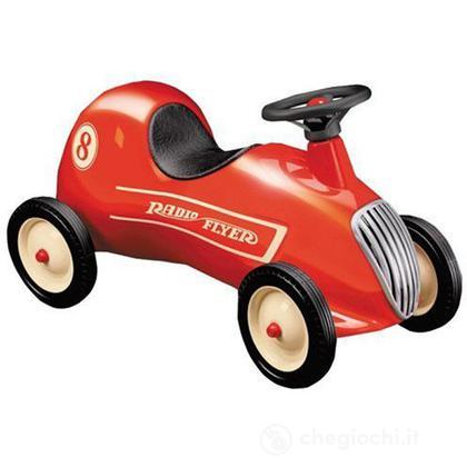 Auto Little Red Roadster Model. 8