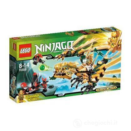 Il Dragone d'oro - Lego Ninjago (70503)