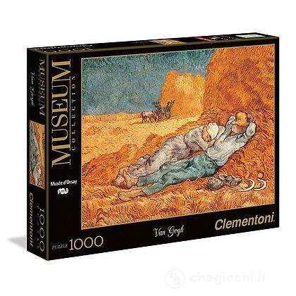 Van Gogh - La siesta Musée d'Orsay 1000 pezzi (39290)