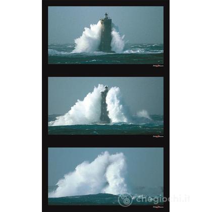 Faro nella tempesta (3x500) (16292)