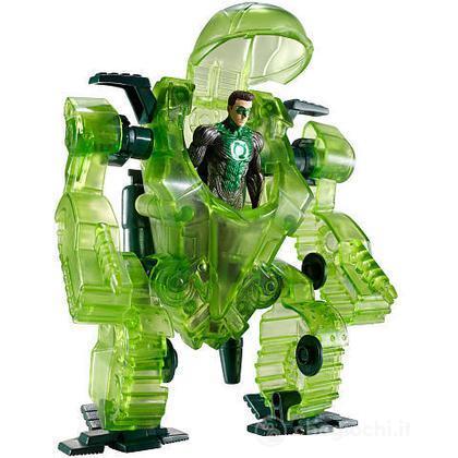 Green Lantern veicoli - Hal Jordan battle suit (T7835)