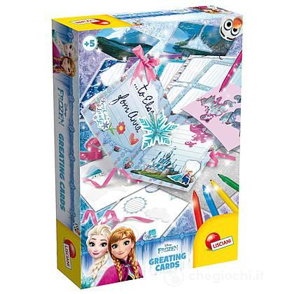 Frozen Crea Greating Cards