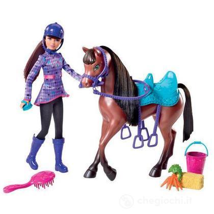 Skipper e il suo cavallo (Y7563)