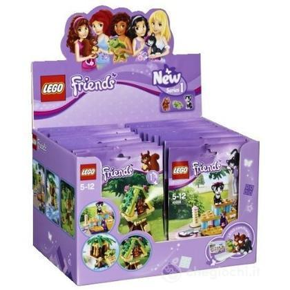 Espositore Lego Friends Animals 24 bustine - Lego Minifigures (6029277)