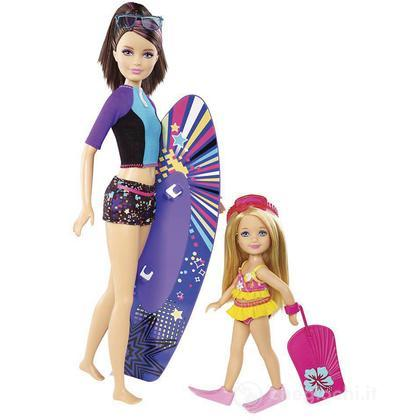 Surf Skipper e Chelse - Barbie Express (CBR17)