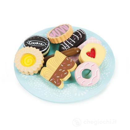 Piatto di biscotti (TV298)