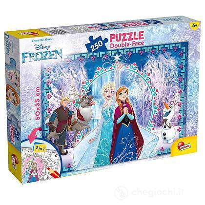 Puzzle double face Plus 250 Frozen