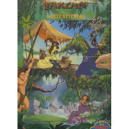 Magic Stickers - Tarzan