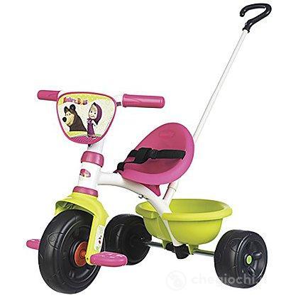 Masha triciclo