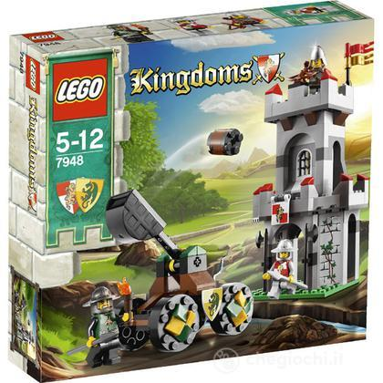 LEGO Kingdoms - Attacco all'avamposto (7948)