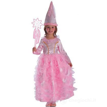 Costume Fatina Rosa taglia III (68300)