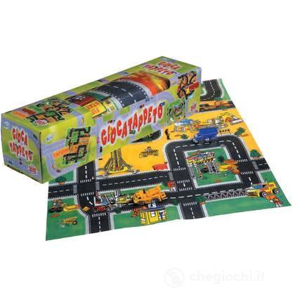 Tappeto Giochi fattoria e pompieri (GG51300)