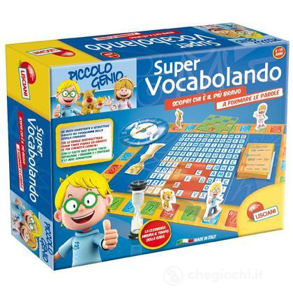 Piccolo Genio Super Vocabolando