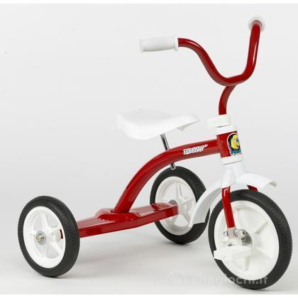Triciclo 10 pony - Rosso