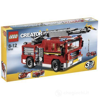 LEGO Creator  - Camion dei pompieri (6752)