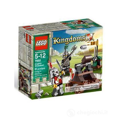 LEGO Kingdoms - Resa dei conti (7950)
