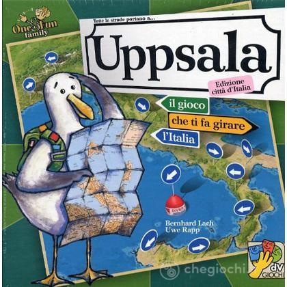 Uppsala - ITALIA