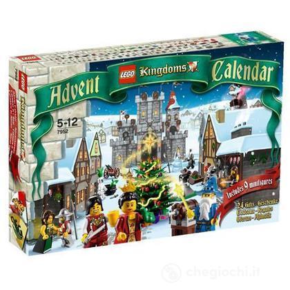 Calendario dell'Avvento - Lego Kingdoms (7952)