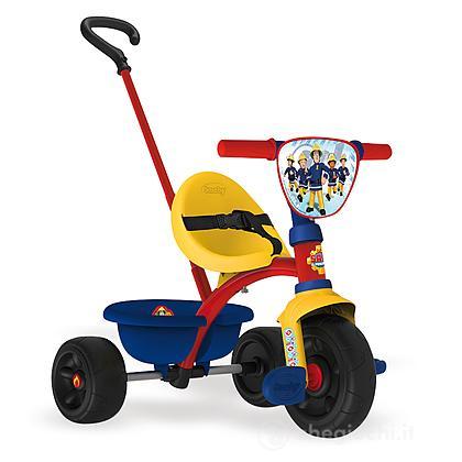Triciclo Be Move Sam il Pompiere