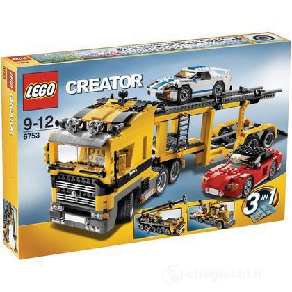 LEGO Creator  - Camion bisarca (6753)
