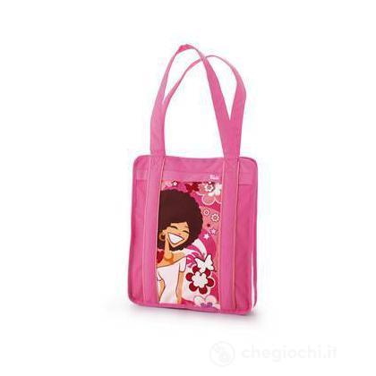 Shoper bag flower