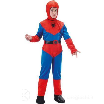 Costume Spider Boy taglia IV (63306)