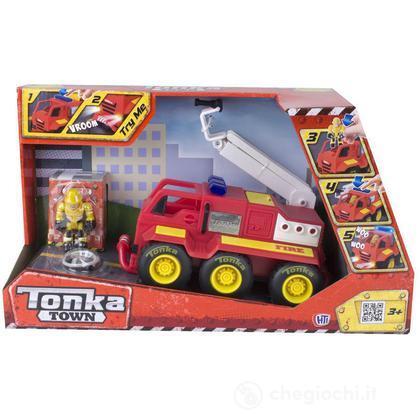 Tonka Town Camion Dei Pompieri (20185128)