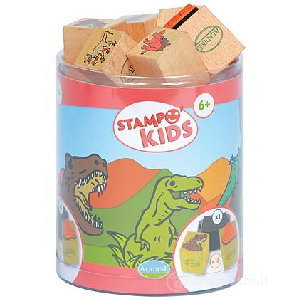 Stampo Kids - Dinosauri