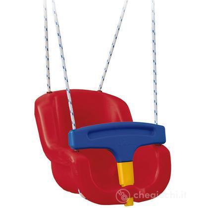 Seggiolino altalena swing seat 30308 scivoli e for Altalena chicco da giardino