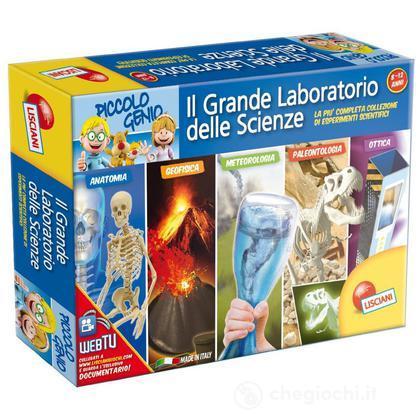 Piccolo Genio Laboratorio Scienze (43088)
