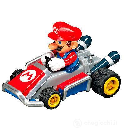 Veicolo retrocarica Mario Kart 7 Mario