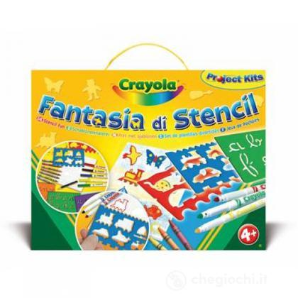 Fantasia di Stencil (5310)